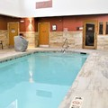 Swimming pool at Comfort Inn & Suites Durango