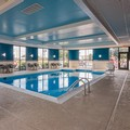 Swimming pool at Comfort Inn & Suites Fort Campbell
