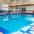 Swimming pool at Comfort Inn & Suites Hotel & Conference Center