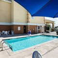 Swimming pool at Comfort Inn & Suites Houma