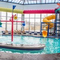 Swimming pool at Comfort Inn & Suites Kent