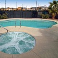 Swimming pool at Comfort Inn & Suites Las Vegas Nellis