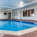 Swimming pool at Comfort Inn & Suites Mt. Sterling