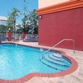 Swimming pool at Comfort Inn & Suites Northeast Gateway