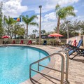 Swimming pool at Comfort Inn & Suites Sanford
