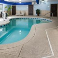 Swimming pool at Comfort Inn & Suites Statesville