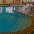 Swimming pool at Comfort Inn & Suites Wadsworth