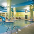 Swimming pool at Comfort Inn & Suites Windsor Ambassador Bridge