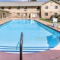 Swimming pool at Comfort Inn & Suites at Robins Afb