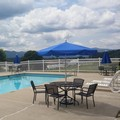 Swimming pool at Comfort Inn & Suites of Raphine Va