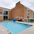 Swimming pool at Comfort Inn Troutville