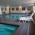 Swimming pool at Comfort Inn Wenatchee