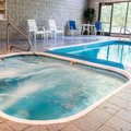 Swimming pool at Comfort Inn Whitehall