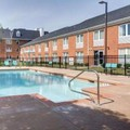Swimming pool at Comfort Inn Williamsburg Gateway