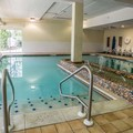 Swimming pool at Comfort Inn at the Park