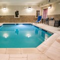 Swimming pool at Comfort Inn by Choice Hotels Crystal Lake Nw Highway