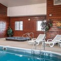 Swimming pool at Comfort Inn of Boonville Columbia