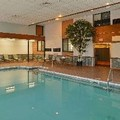 Swimming pool at Comfort Inn of Butte