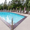 Swimming pool at Comfort Inn of Pinehurst