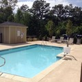 Swimming pool at Comfort Inn of Sylva