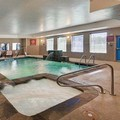 Swimming pool at Comfort Suites