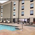 Swimming pool at Comfort Suites Carlsbad