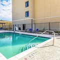 Swimming pool at Comfort Suites Channelview