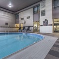 Swimming pool at Comfort Suites & Conference Centre