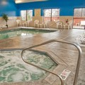 Swimming pool at Comfort Suites East Broad St. at 270
