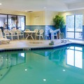 Pool image of Comfort Suites Fredericksburg North