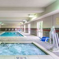 Swimming pool at Comfort Suites Glen Allen