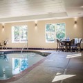 Swimming pool at Comfort Suites Harbison