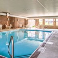 Swimming pool at Comfort Suites Hotel & Conference Center