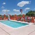 Swimming pool at Comfort Suites Hotel La Porte