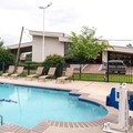 Swimming pool at Comfort Suites Humble Houston North