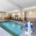 Swimming pool at Comfort Suites Kodak