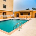 Swimming pool at Comfort Suites Lake City