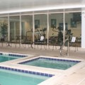 Swimming pool at Comfort Suites Manassas