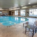 Swimming pool at Comfort Suites Moses Lake
