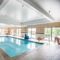 Swimming pool at Comfort Suites Mount Juliet