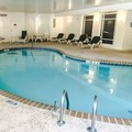 Swimming pool at Comfort Suites Near Casinos
