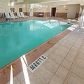 Swimming pool at Comfort Suites Near Medical Center / Six Flags