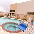 Swimming pool at Comfort Suites Northwest Lakeline