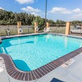 Swimming pool at Comfort Suites Pell City