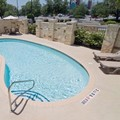 Swimming pool at Comfort Suites San Antonio North / Stone Oak