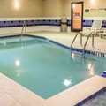 Swimming pool at Comfort Suites Savannah North
