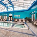 Swimming pool at Comfort Suites Southfield
