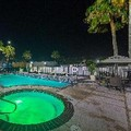 Swimming pool at Comfort Suites Spi