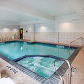 Swimming pool at Comfort Suites Tomball North Houston