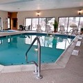 Swimming pool at Comfort Suites University Area